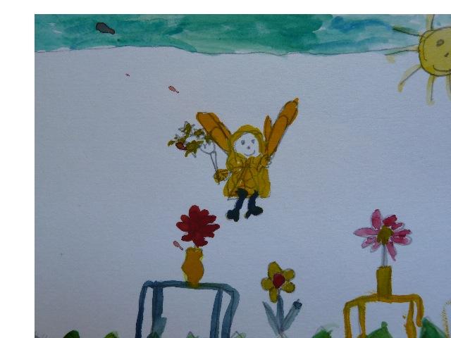 Gemalte Kinderbilder kinderbilder engel gibt es überall e v