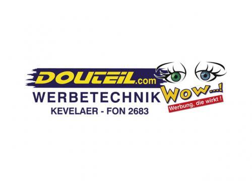 2012, 2011, 2009  Douteil  Werbetechnik