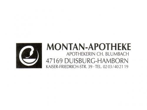 2013, 2012, 2009 Montan Apotheke